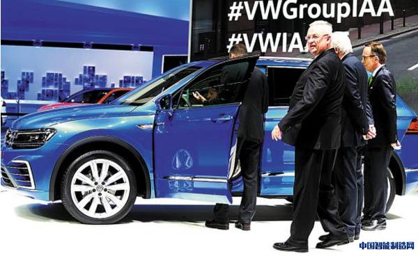 大众汽车和德国制造正面临前所未有